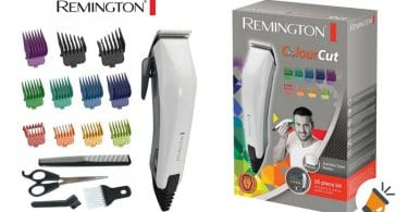 oferta cortapelos remington hc5035 colour cut barato SuperChollos