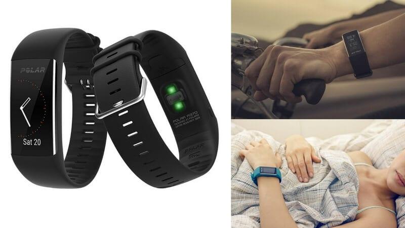 oferta pulsera reloj actividad pulsometro polar a370 barato SuperChollos