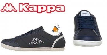 zapatillas hombre kappa kent low marrones azules negras baratas SuperChollos