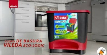 oferta Vileda Cubo Ecologic barato SuperChollos