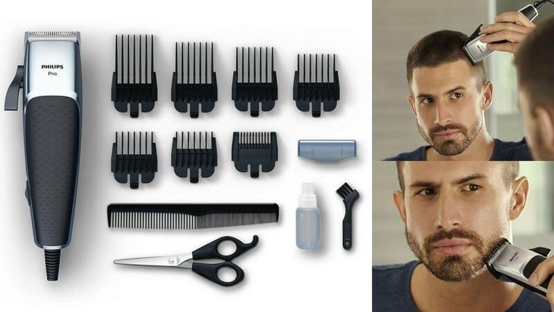 oferta comprar cortapelos philips pro clipper series 5000 barato SuperChollos
