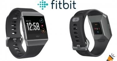 oferta Fitbit Ionic Smartwatch deportivo barato chollo amazon SuperChollos