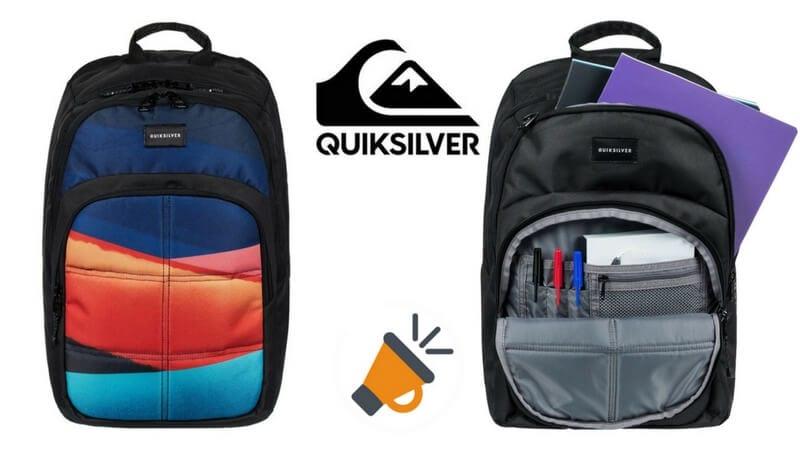 oferta mochila Mochila Quiksilver%E2%84%A2 Burst barata chollo ebay SuperChollos