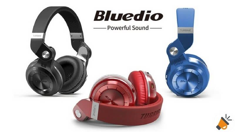 oferta Bluedio T2S auriculares Bluetooth baratos chollo ebay SuperChollos