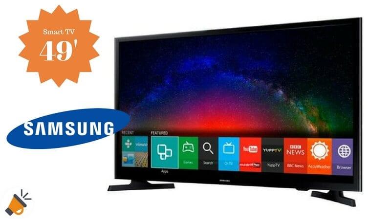 oferta TV Samsung UE49J5200 barata chollo ebay SuperChollos