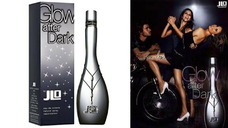 oferta colonia perfume mujer glow after dark jennifer lopez barata SuperChollos