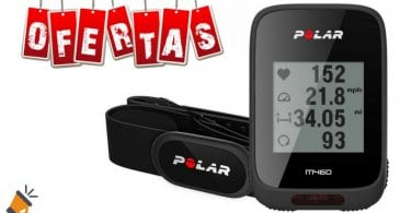 oferta Polar M460HR Ciclocomputado barato chollo amazon SuperChollos