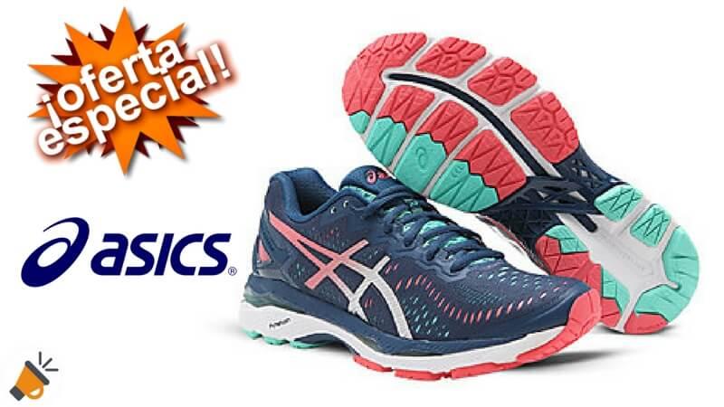 CHOLLO! Zapatillas Running Asics Gel-Kayano para mujer por 61€
