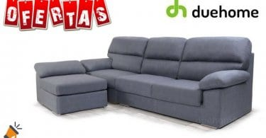 oferta Sofa puf chaiselongue reversible barato chollo ebay SuperChollos