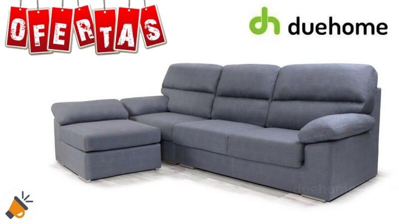 oferta Sofa puf chaiselongue reversible barato chollo ebay SuperChollos