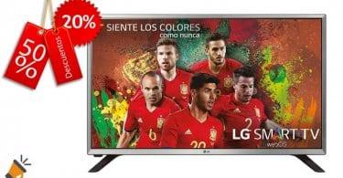 oferta LG 32LJ590U barata chollo amazon SuperChollos