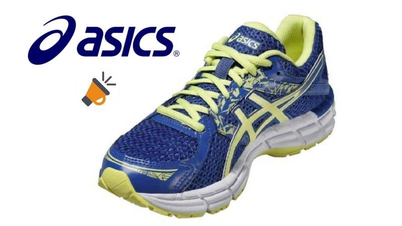 Zapatillas de running mujer ASICS GEL-OBERON 10 por solo 28,49€