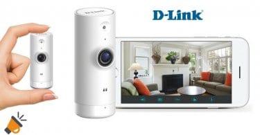 oferta camara videovigilancia peque%C3%B1a barata d link dcs 8000 lh barata SuperChollos