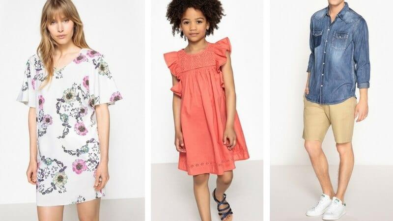 oferta rebajas descuento nueva coleccion primavera verano la redoute ropa barata SuperChollos