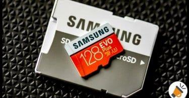 oferta Samsung EVO Plus 128GB barata chollo ebay SuperChollos