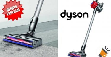 oferta Aspirador Vertical DYSON V6 Slim barata SuperChollos