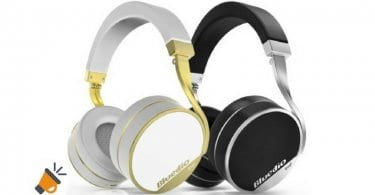 oferta auriculares inalambricos bluedio vinyl plus baratos SuperChollos