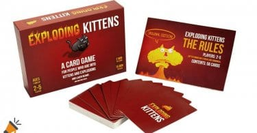 oferta Exploding Kittens Party Card barato SuperChollos