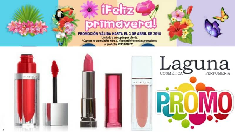 promocion perfumes laguna SuperChollos