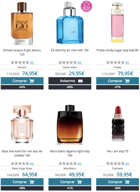cupones perfumes laguna2 SuperChollos