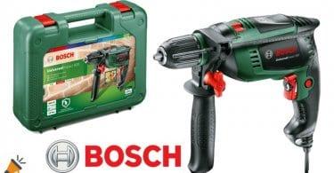 oferta Bosch Taladro Percutor UniversalImpact 800 barato chollo amazon SuperChollos