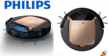 oferta robot aspirador Philips Fc883201 barato chollo amazon SuperChollos