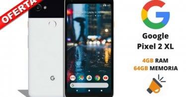 oferta Google Pixel 2 XL barato chollo ebay SuperChollos