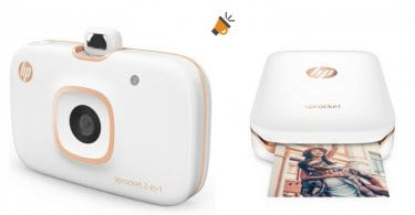 sprocket 2en1 hp c%C3%A1mara impresora instant%C3%A1nea smartphone SuperChollos