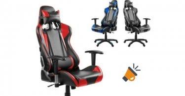 oferta comprar silla escritorio oficina gaming barata SuperChollos