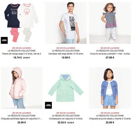 moda nin%CC%83os la redoute SuperChollos