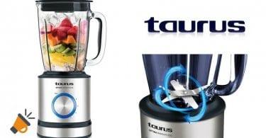 oferta comprar batidora de vaso taurus optima magnus 1200 barata SuperChollos