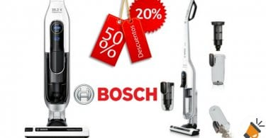 oferta aspirador Bosch BCH6ATH25K barato chollo amazon SuperChollos