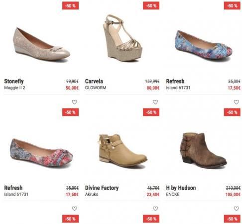 zapatos mujer baratos sarenza SuperChollos