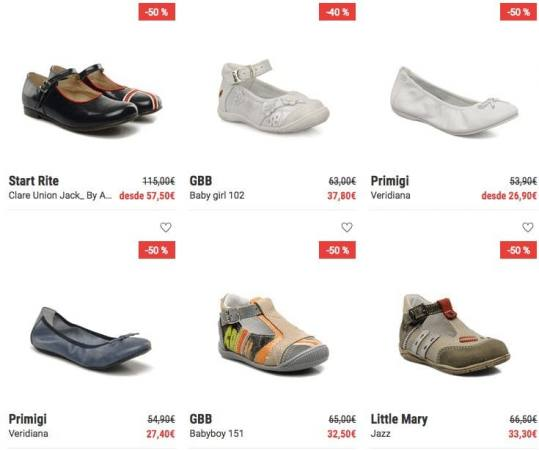 zapatos nin%CC%83os baratos sarenza SuperChollos