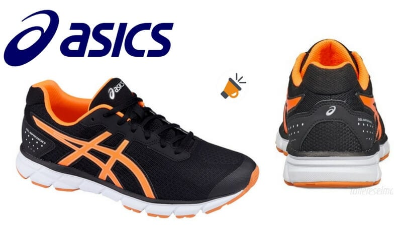 50% DTO! Zapatillas de running Asics Gel Impression 9 por 34,19€