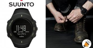 oferta reloj deportivo suunto core ultimate negro barato SuperChollos