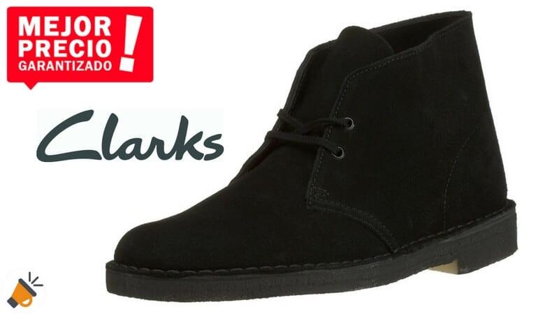 vertical lección robo  65% DTO.! Botas para hombre Clarks Desert Boot por solo 45,50€