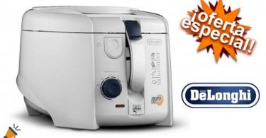 oferta freidora Delonghi F28311 barata chollo amazon SuperChollos