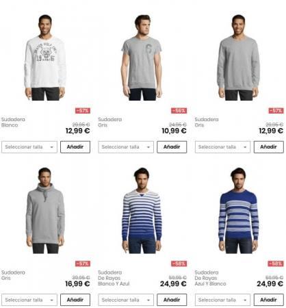 ropa hombre United Colors of Benetton SuperChollos