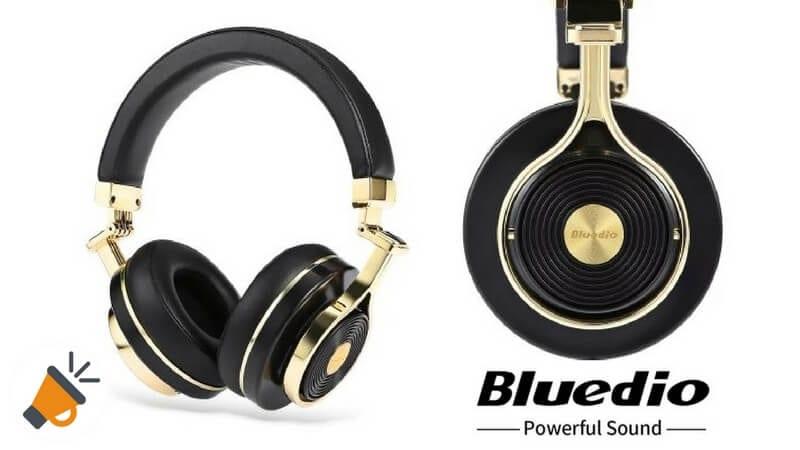 oferta comprar auriculares inalambricos bluedio turbine 3 baratos SuperChollos