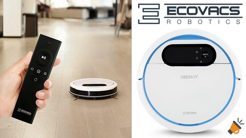 oferta ECOVACS ROBOTICS DEEBOT 300 barato SuperChollos
