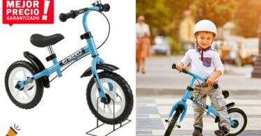 oferta Enkeeo Bicicleta sin pedales barata chollo amazon SuperChollos
