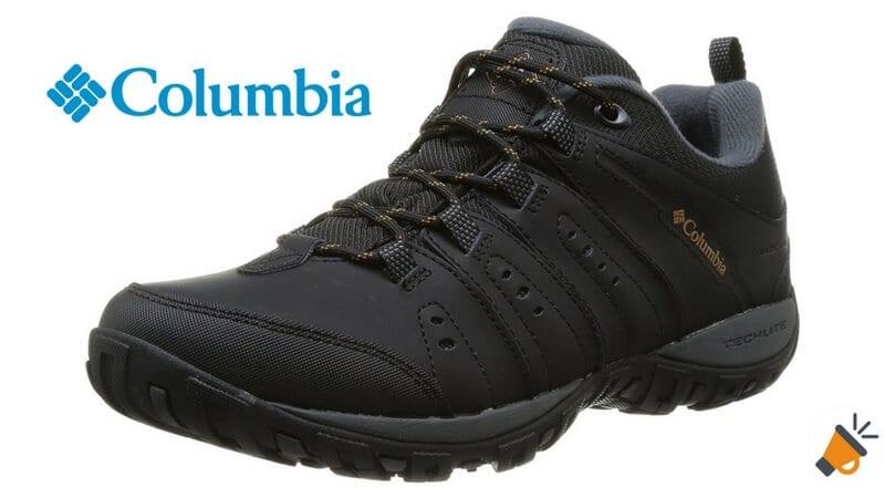 oferta botas de senderismo Columbia BM3924 baratas SuperChollos