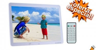 oferta Andoer %E2%80%93 Marcos de fotos digital barato chollo amazon SuperChollos