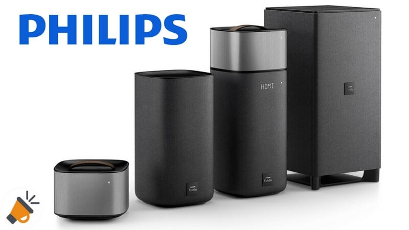 oferta Philips Fidelio E6 Set de altavoces baratos chollo amazon SuperChollos