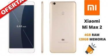 oferta Xiaomi Mi Max 2 barato SuperChollos