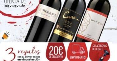 promocion vinoseleccion SuperChollos