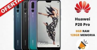 oferta Huawei P20 Pro barato SuperChollos