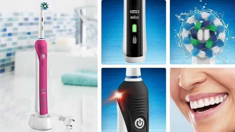oferta comprar cepillo electrico barato oral b pro 2 2950n SuperChollos