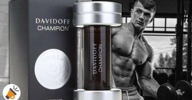 oferta DAVIDOFF CHAMPION agua de tocador vaporizador barato SuperChollos